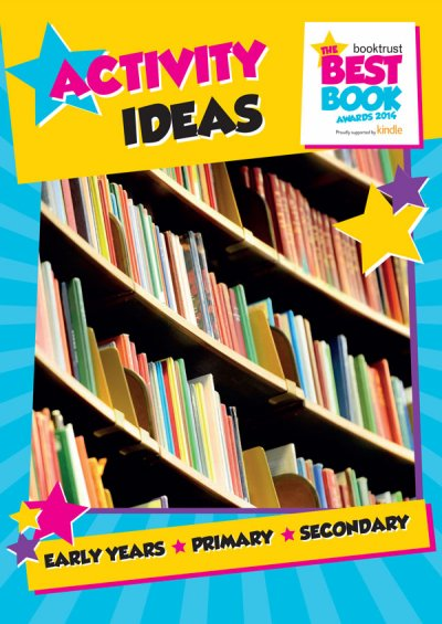 Best Book Awards 2014 activity ideas